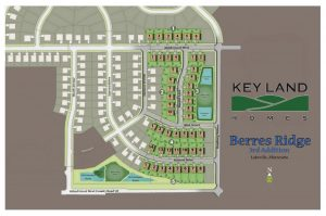 Homes in Lakeville MN at Berres Ridge